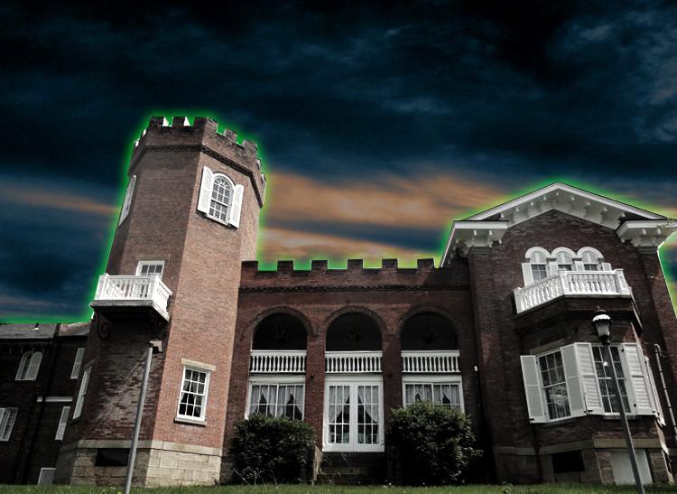 Haunted Nemacolin Castle