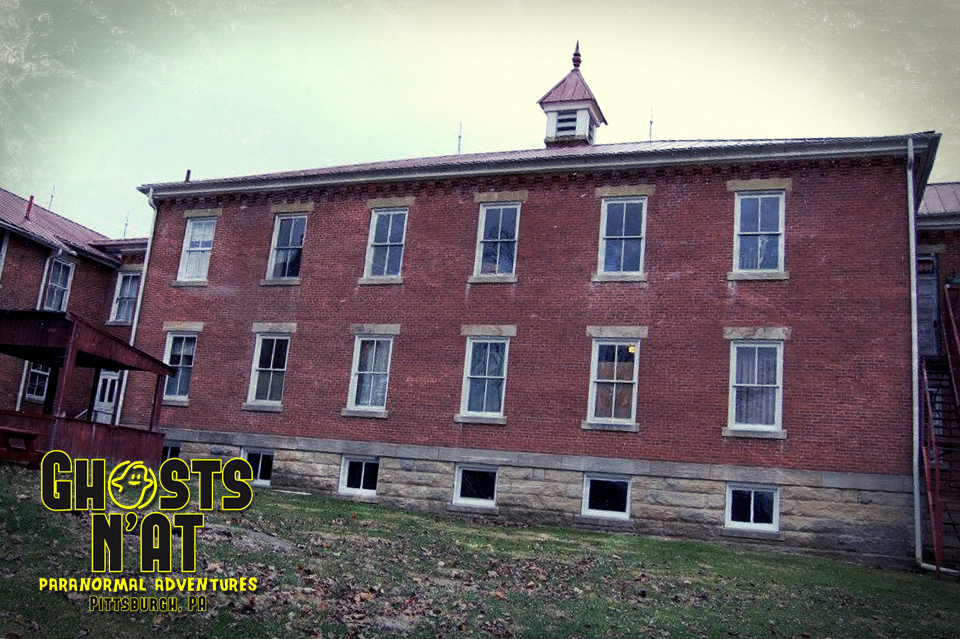 Ghost hunters events