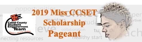 Miss CCSET 2019