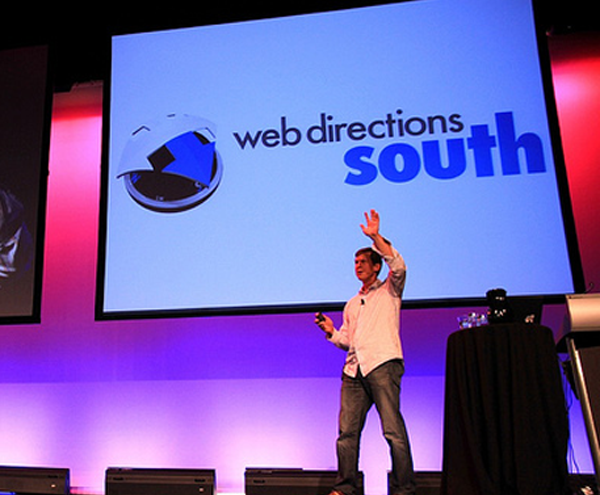 Web Directions South conference