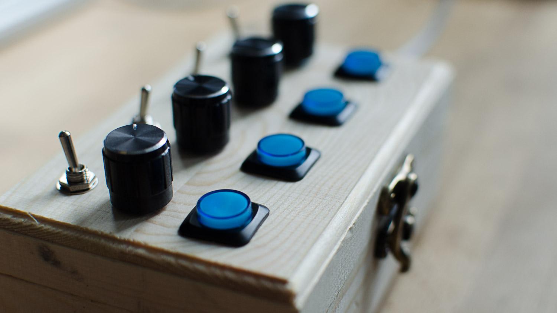Custom MIDI Controller