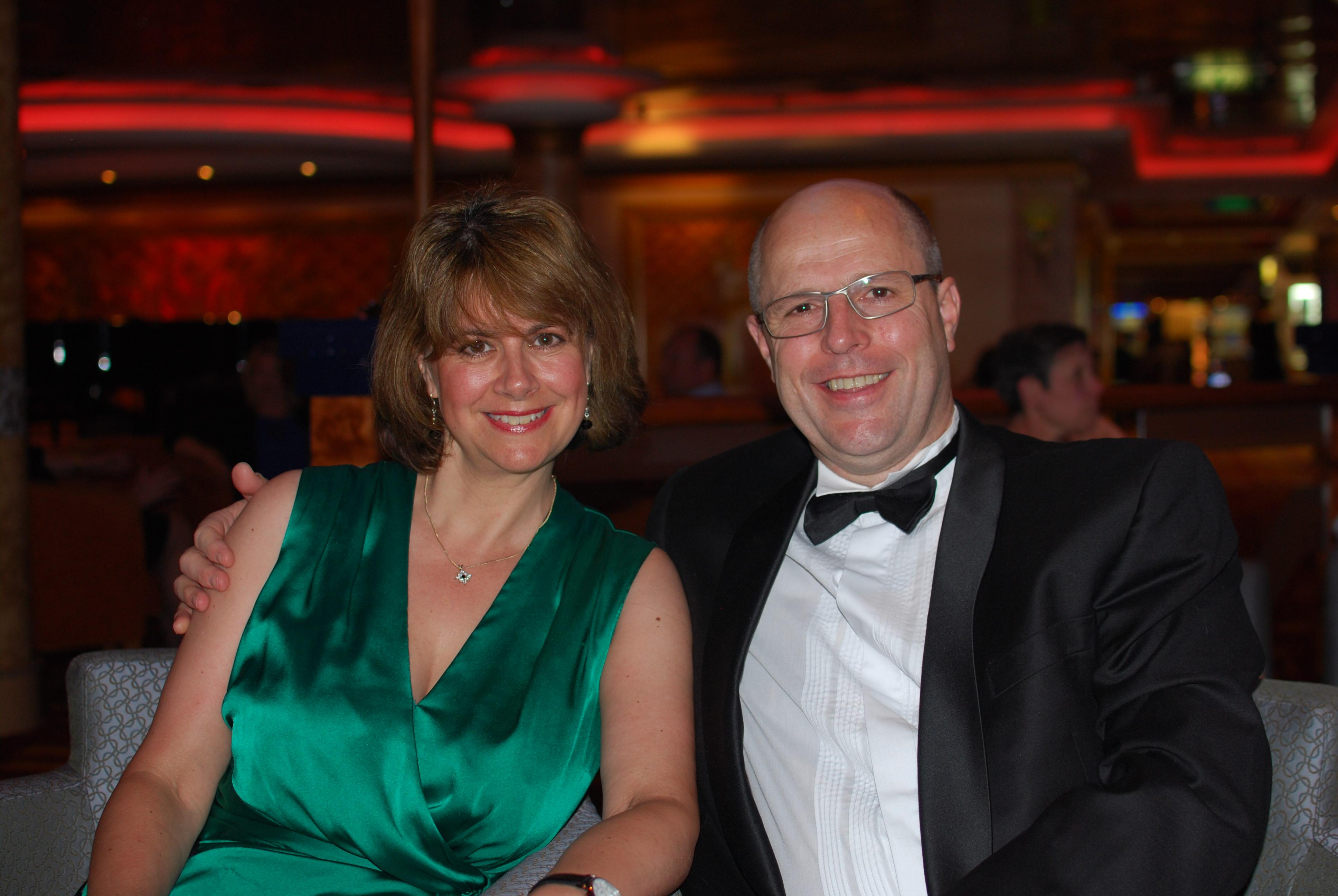 Frances and Tony Miles