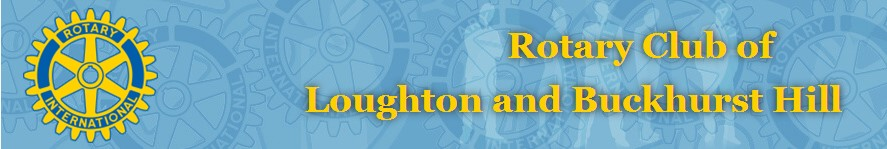 The Rotary Club of Loughton and Buckhurst Hill