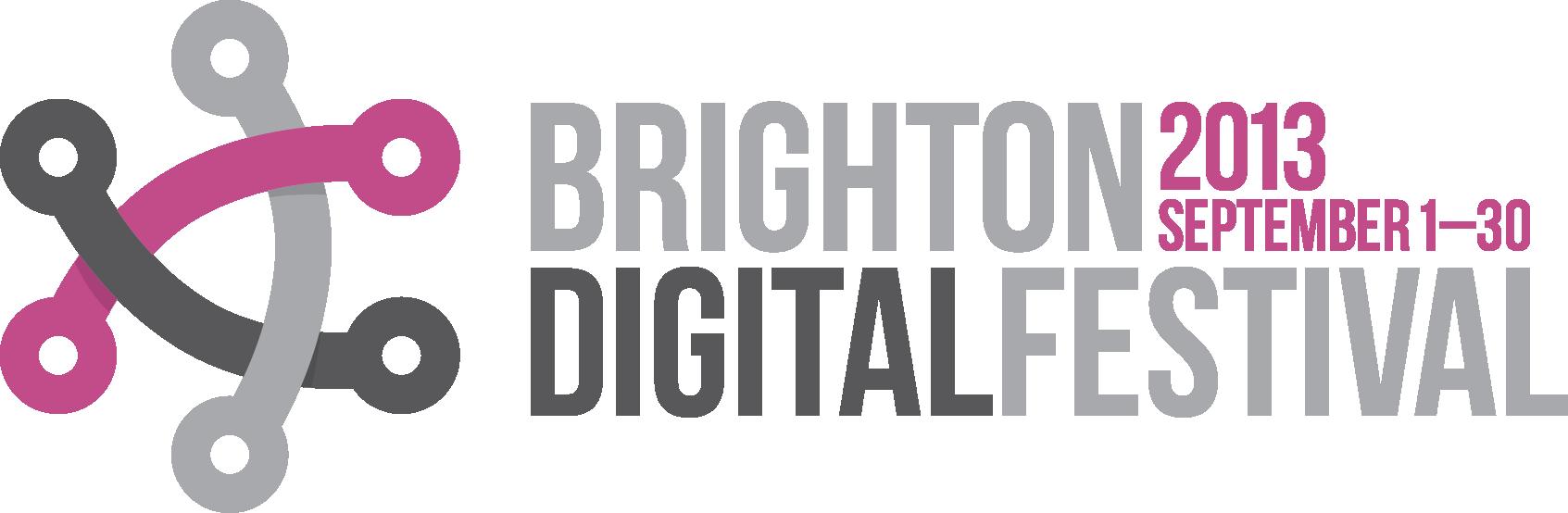 Brighton Digital Festival - Sept 2012