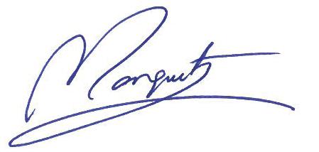 André Signature