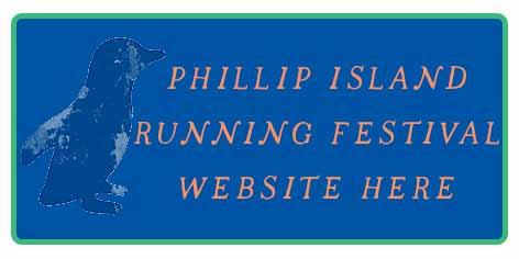 Click for Phillip Island Running Festival Website
