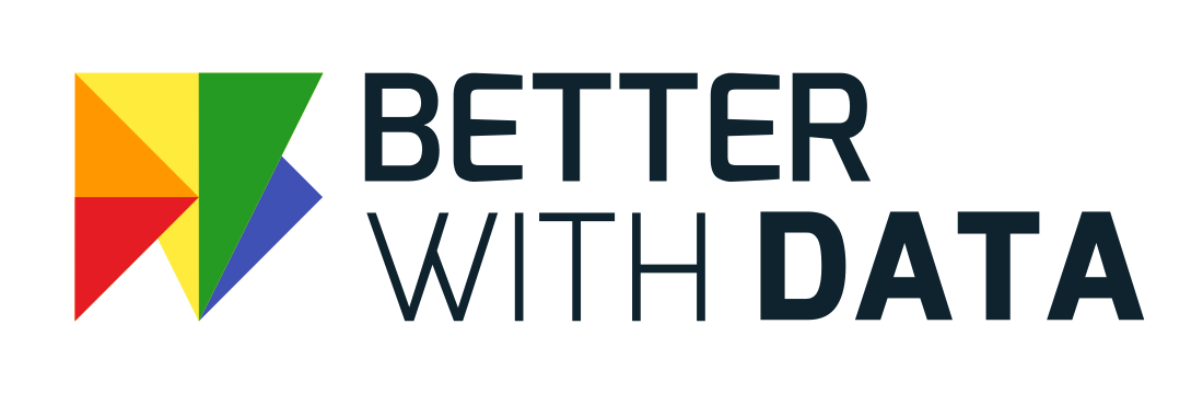 Logo for The Better With Data Society