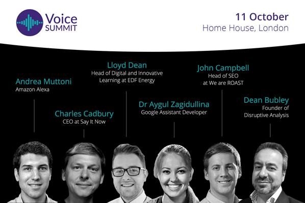 Voice Summit 2018