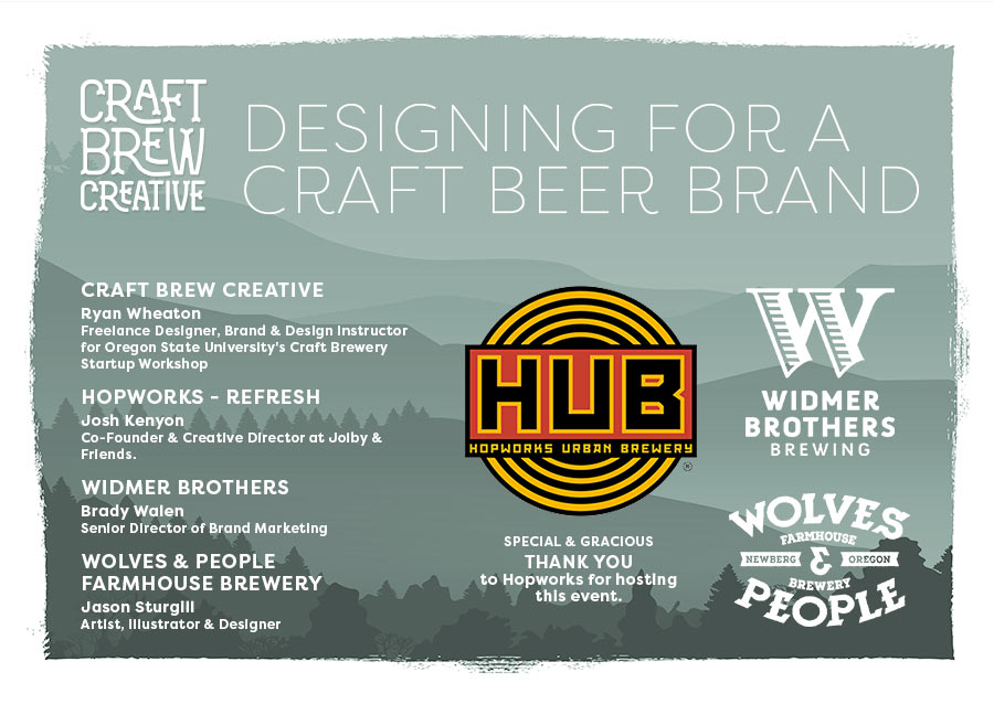 Designing for a Craft Beer Brand