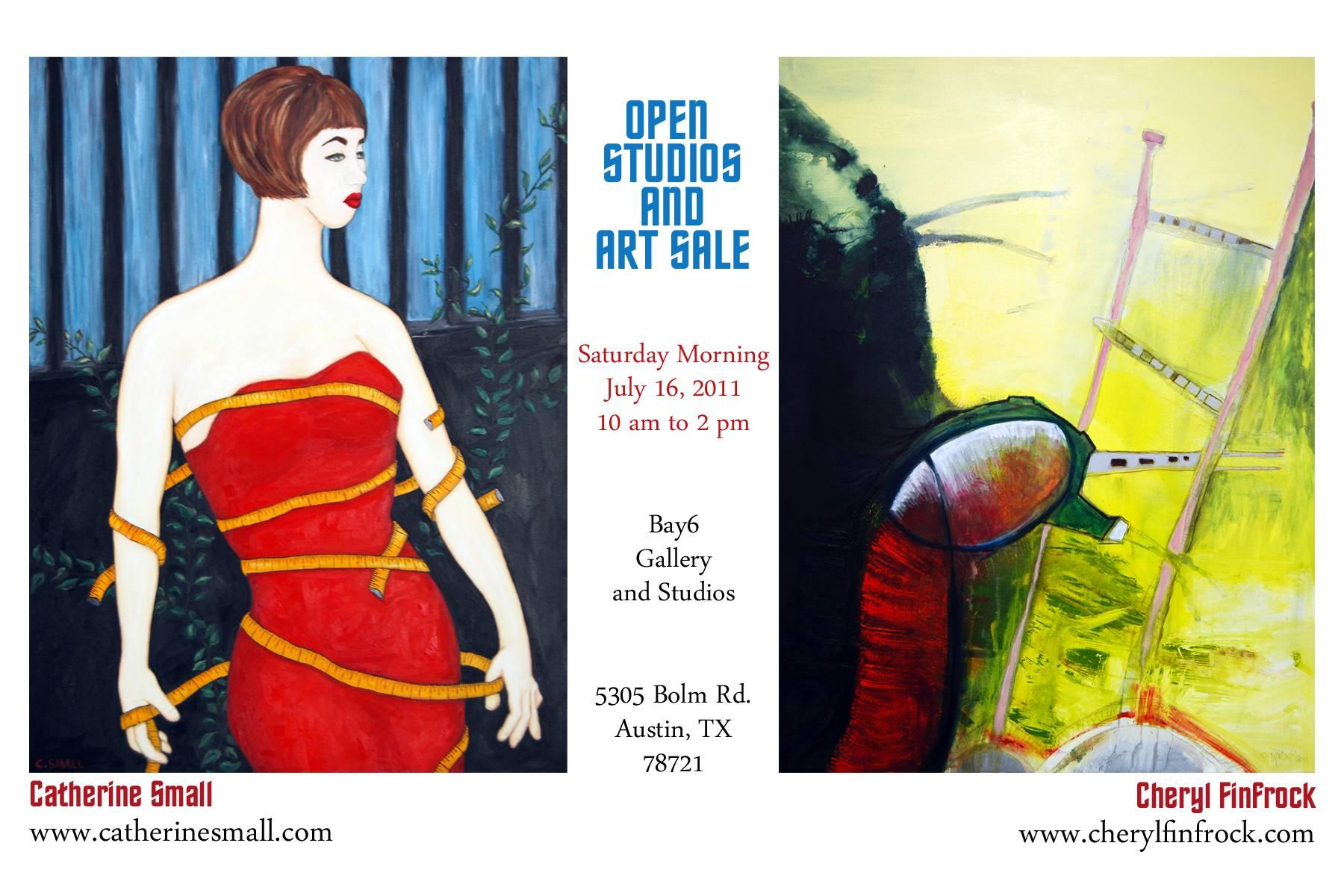 Summer Open Studios & Art Sale!