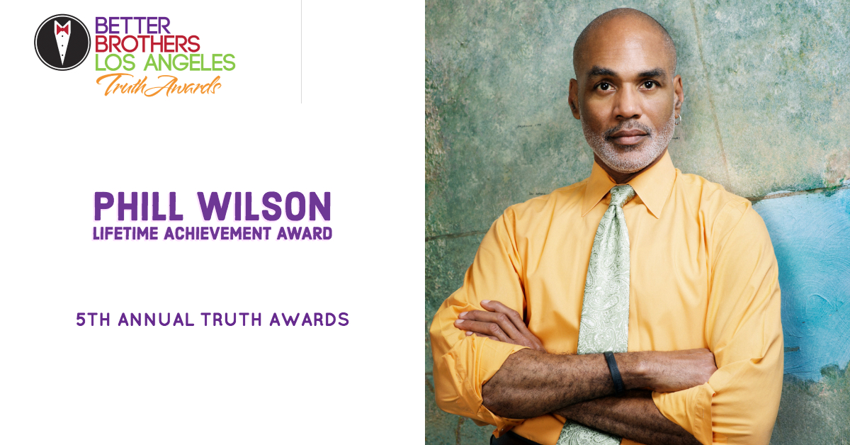 Phill Wilson Honoree