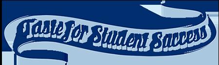 Taste for Student Success Logo