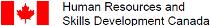 Human Resources and Skills Development Canada