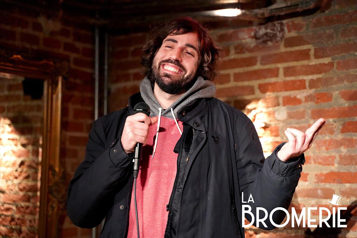 Javi Duran La Bromerie Monologos