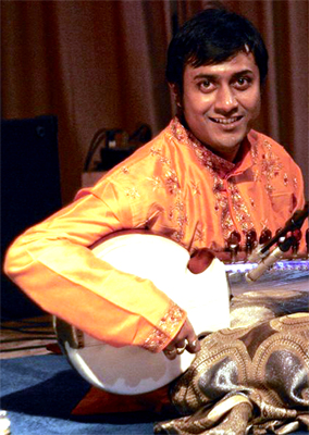 Apratim Majumdar on Sarod