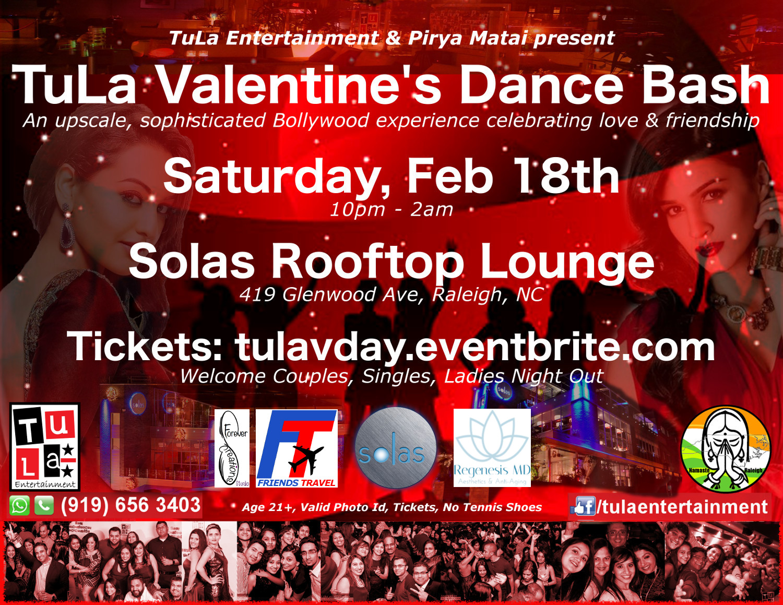 TuLa Valentine's