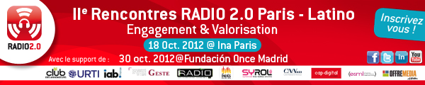 Banner Radio 2.0 Paris
