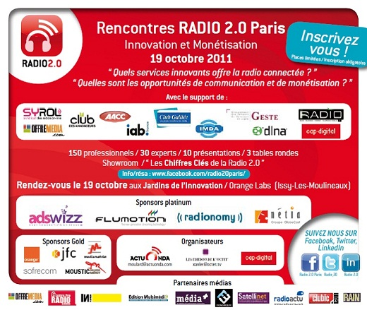 Radio 2.0 Paris