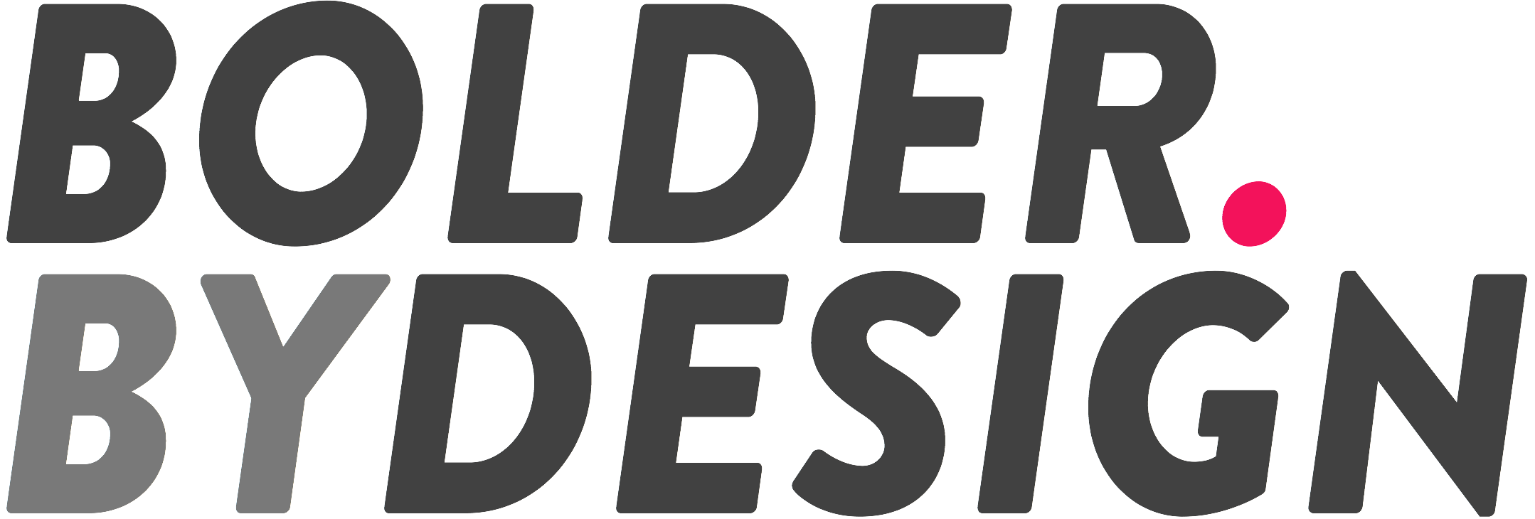 Bolder By Design