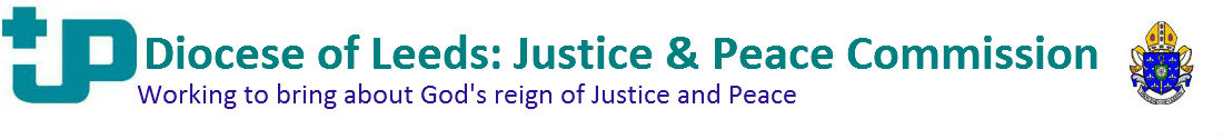 Logo of the Justice & Peace Commission