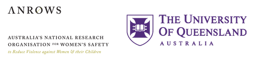 ANROWS logo UQ logo