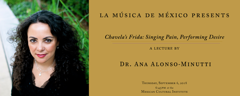 Ana Alonso-Minutti is associate professor of music and faculty affiliate of the Latin American and Iberian Institute at the University of New Mexico. Her research interests include experimental and avant-garde expressions, music traditions from Mexico and the US-Mexico border, music history pedagogy, intersectionality, feminism, religion, and decolonial methodologies. She is coeditor of Experimentalisms in Practice: Music Perspectives from Latin America (Oxford UP, 2018), and her book Mario Lavista and Musical Cosmopolitanism in Late Twentieth-Century Mexico is under contract by Oxford UP. She holds degrees from the Universidad de las Américas, Puebla (B.A.), and the University of California, Davis (M.A., Ph.D.).