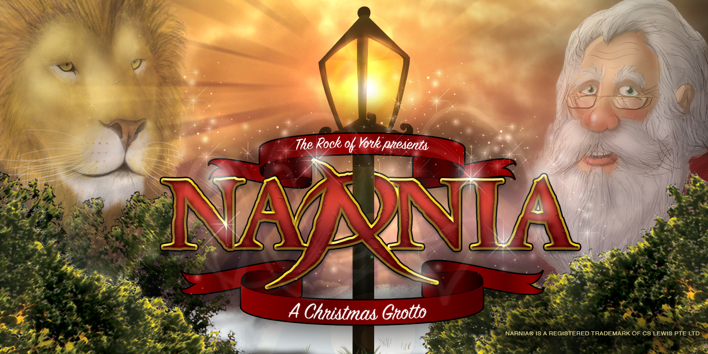 Watch the Narnia Walkthrough...