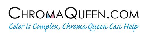 chromaqueen.com by Martha DiMeo