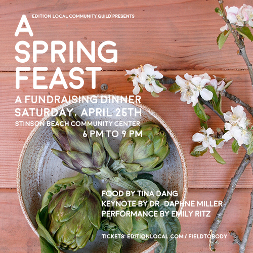 Edition Local Community Guild Spring Feast and Fundraiser 2015