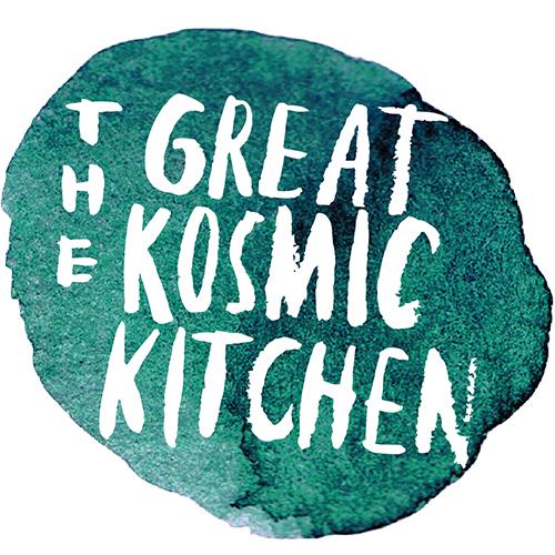 Great Kosmic Kitchen Logo