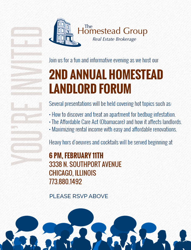 3RD Annual Homestead Landlord Forum
