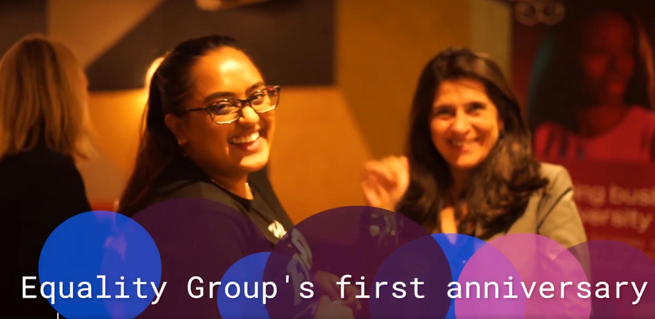 Equality Group's First Anniversary Party