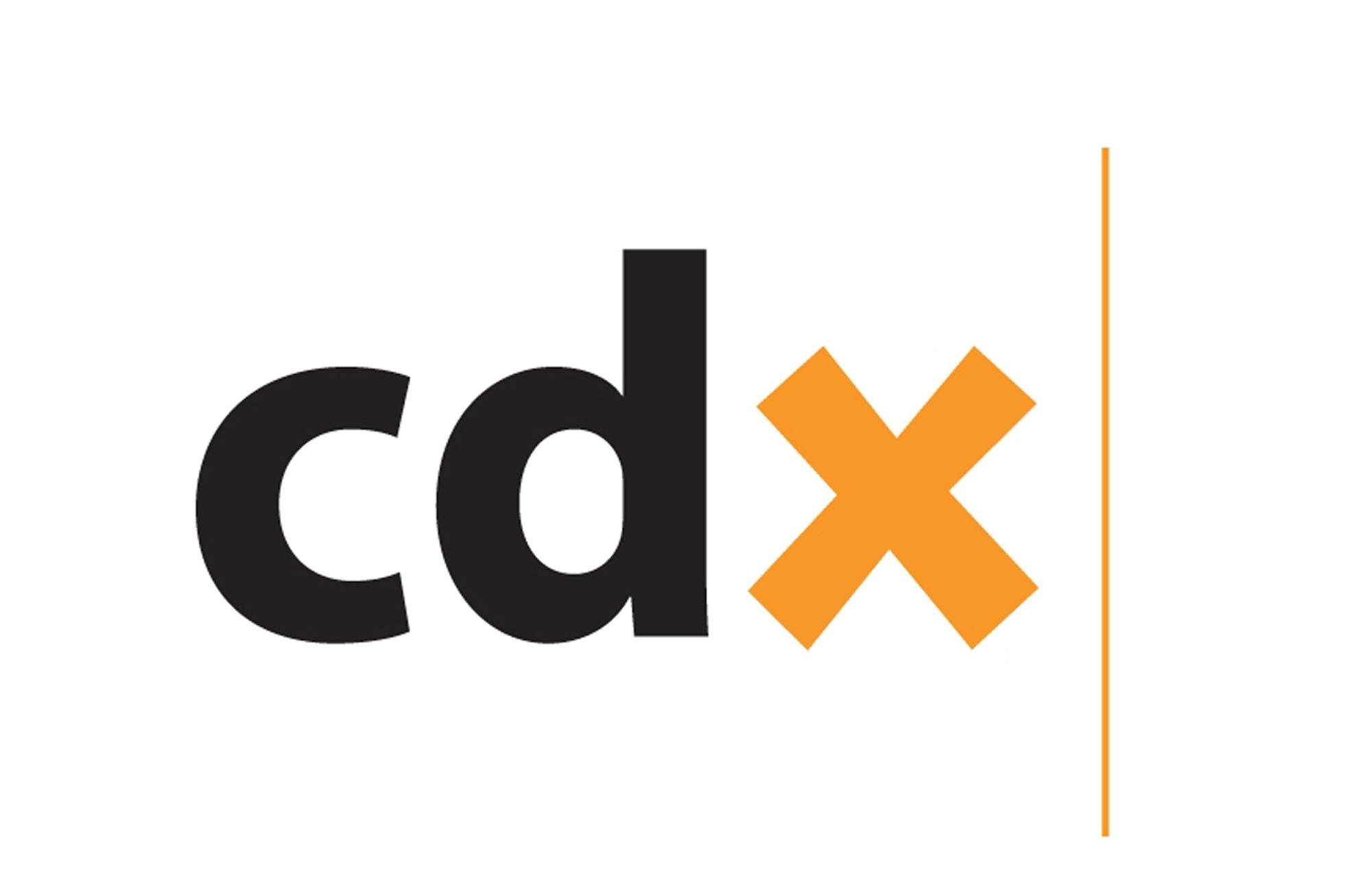 CDX logo