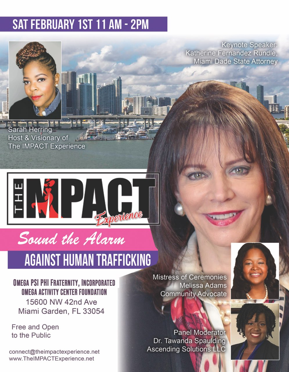 The IMPACT Experience Miami, FL