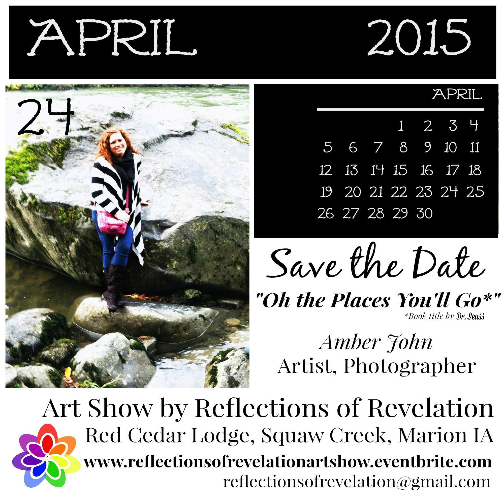 RR Art Show Invite