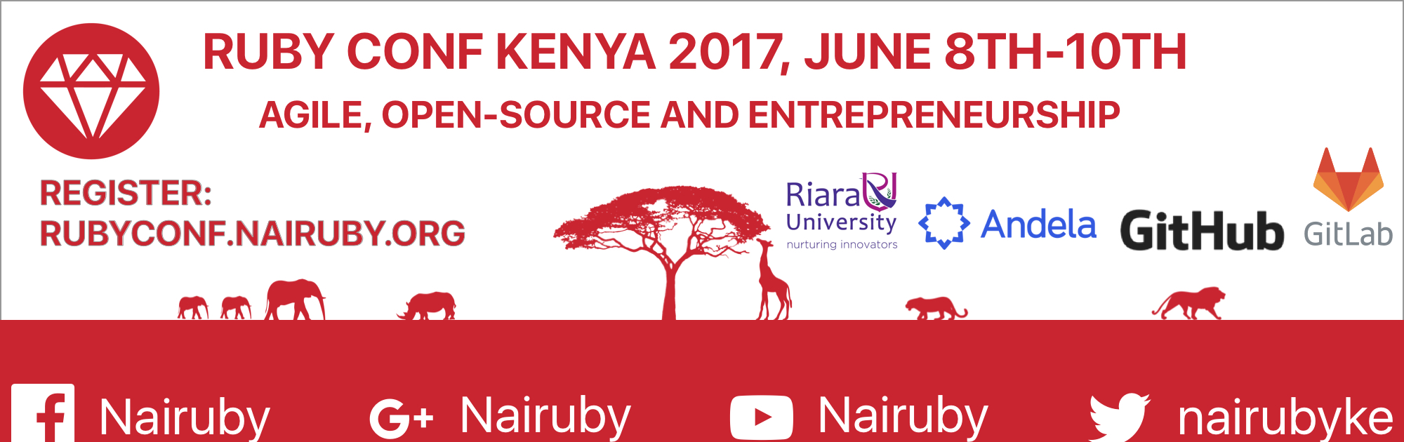 Ruby Conference 2017 May Update
