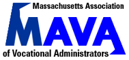 Massachusetts Association of Vocational Administrators (MAVA) logo