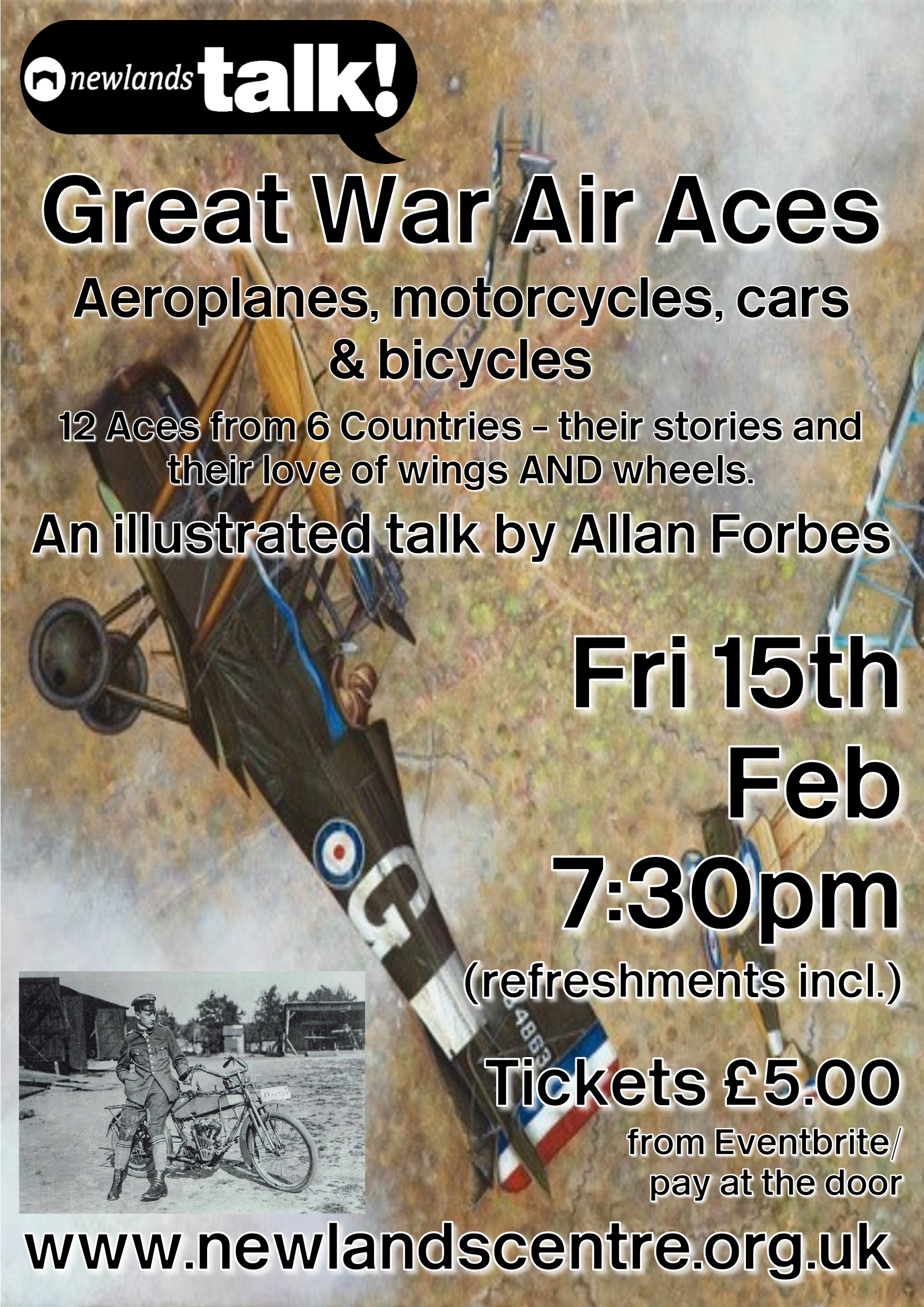 Great War Air Aces poster