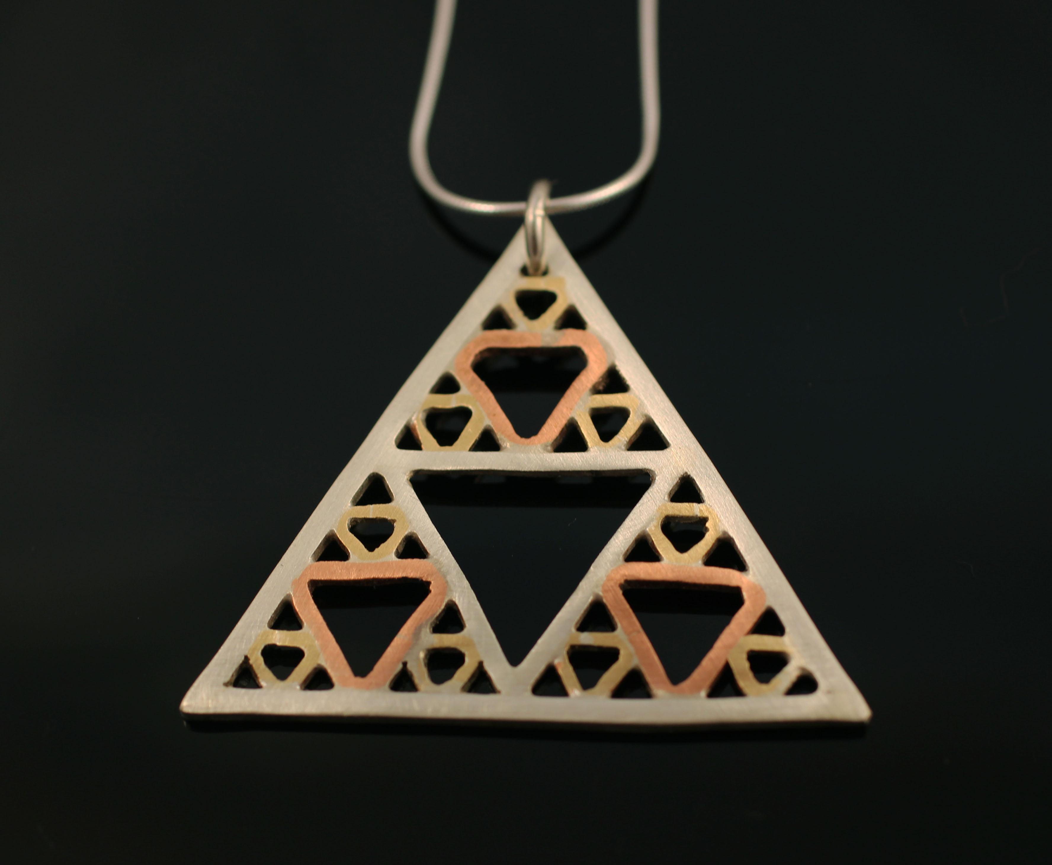 Siepinksy Triangle