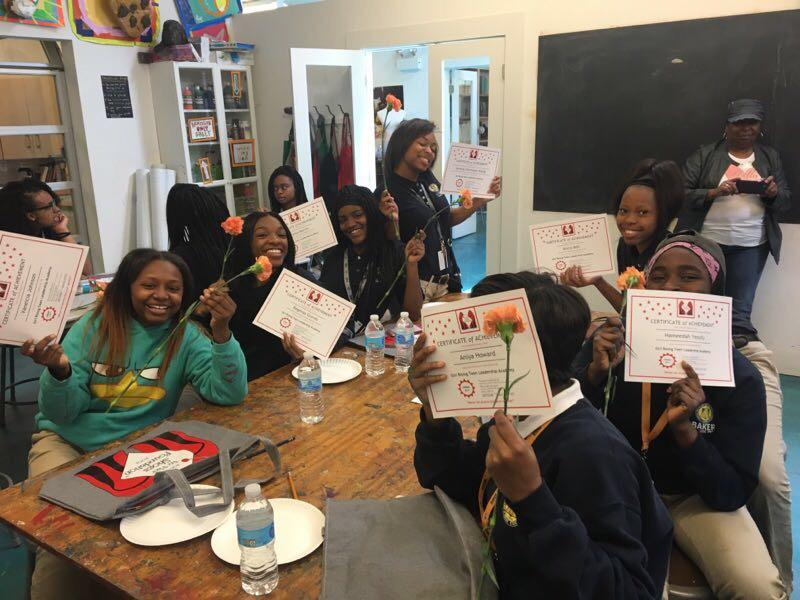 Girl Rising Class of 2017