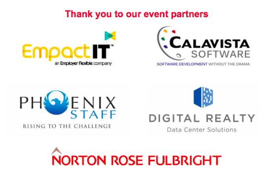 ATC Fall Conference Sponsors - EmpactIT, Phoenix Staff, Norton Rose Fullbright, Digital Realty, Calavista