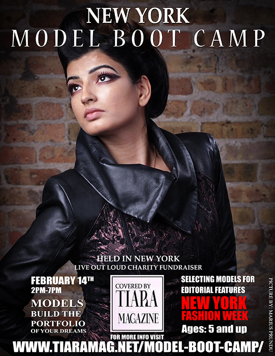 Couture new york model boot camp 2 tickets sun feb 14 for New model boot