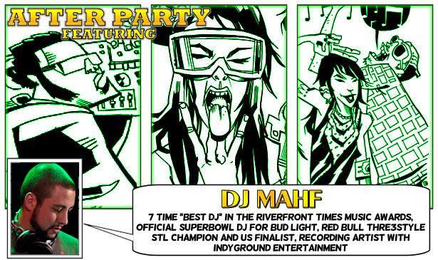 DJ Mahf