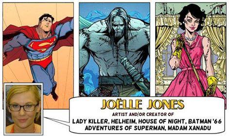Joelle Jones