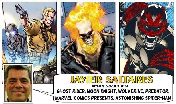 Javier Saltares