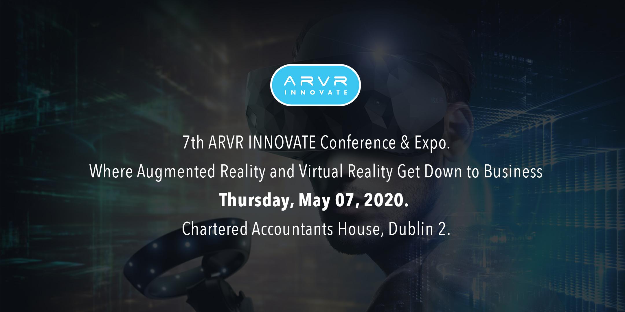 ARVR Innovate event details