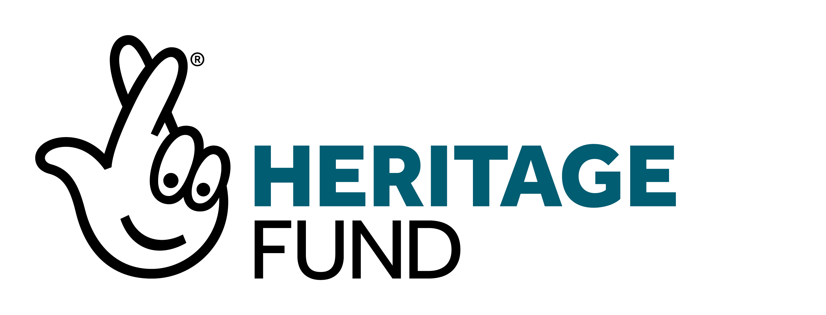 Logo for the National Lottery Heritage Fund