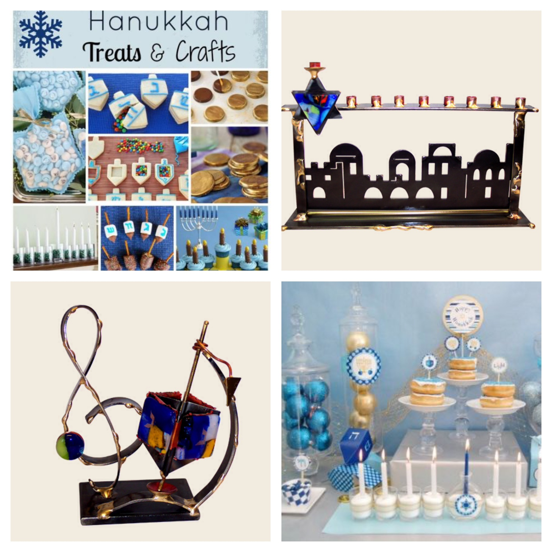 Hanukkah Treats & Sales