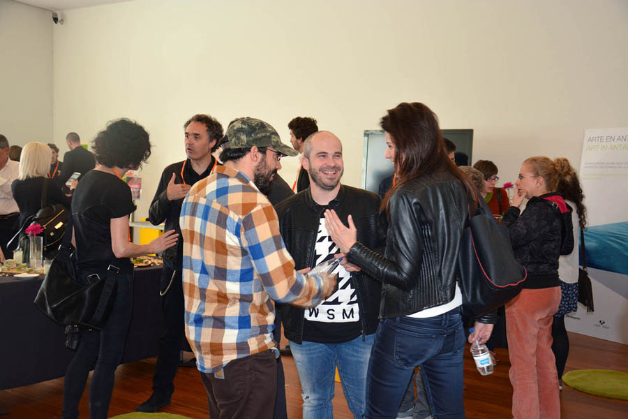 Networking during Technarte