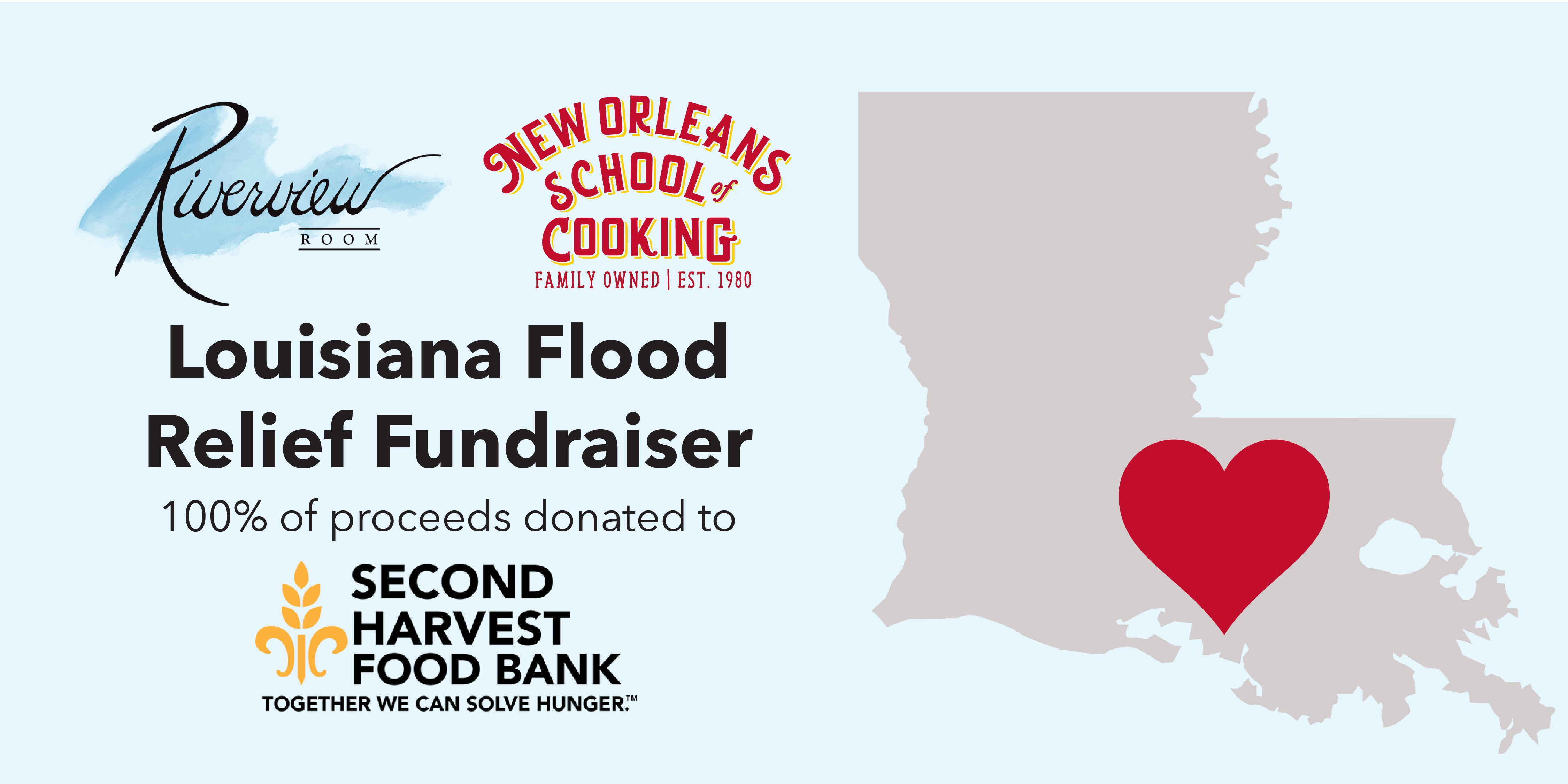 Louisiana Flood Relief Fundraiser